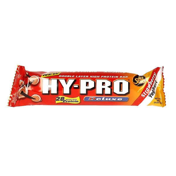All Stars Hy-Pro braškių – jogurto skonio baltyminio batonėlio vaizdas