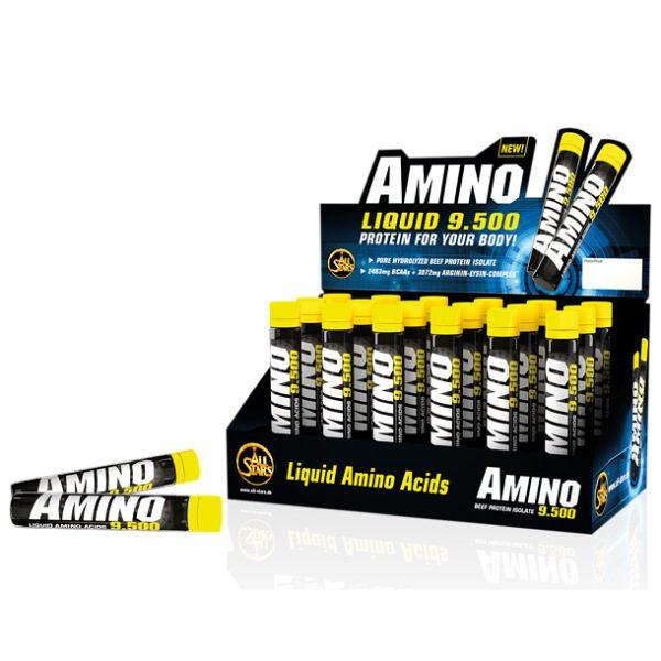 All stars Amino 9500 buteliukų vaizdas