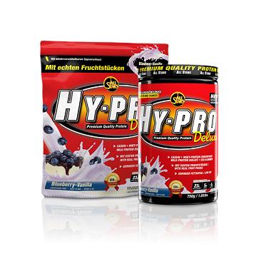 All Stars Hy-Pro Deluxe baltymų pakuočių vaizdas