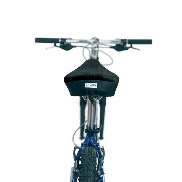 Dviračio su Tempur dviračio pagalvėle vaizdas